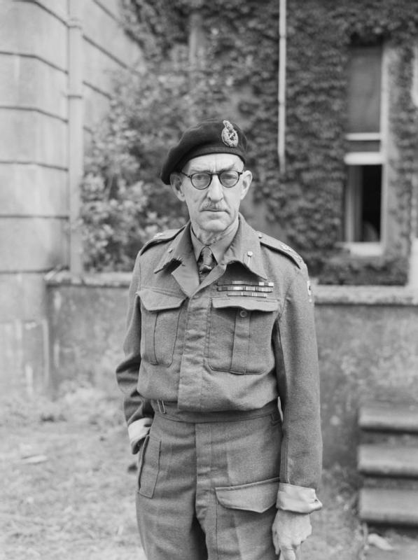 Major General Percy Hobart(Photo: IWM)