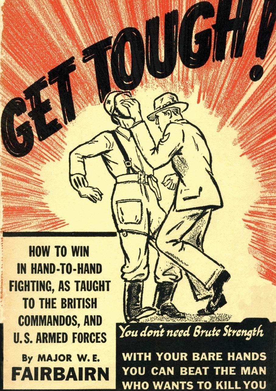 The cover of Faribairn's book, Get Tough! (Photo: Amazon)