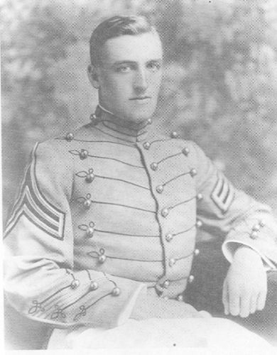 Norman Cota as a cadet(Photo: ww2gravestone.com)