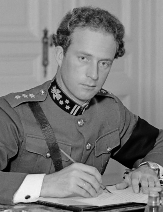 King Leopold III in 1934, the year of his coronation(Photo: Nationaal Archief)
