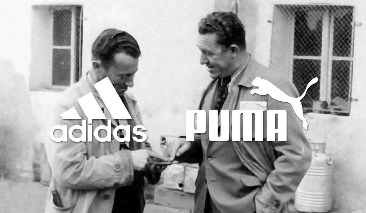 Adolf and Rudolf Dassler, the founders of Adidas and Puma(Photo: kulker.hu)