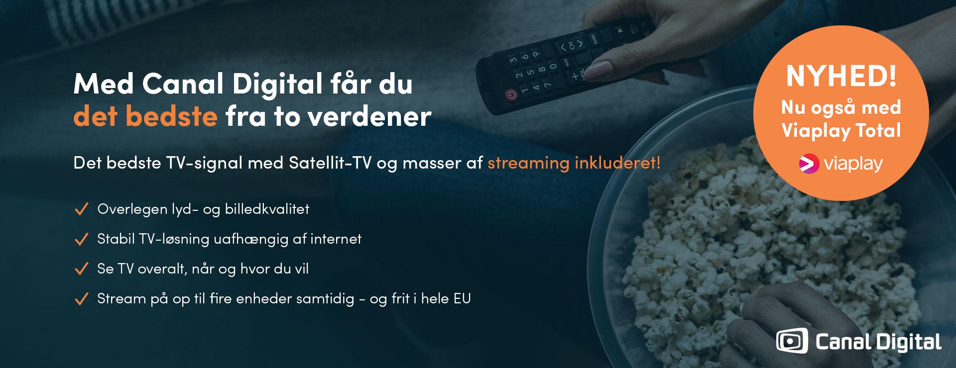 Canal Digital tilbud