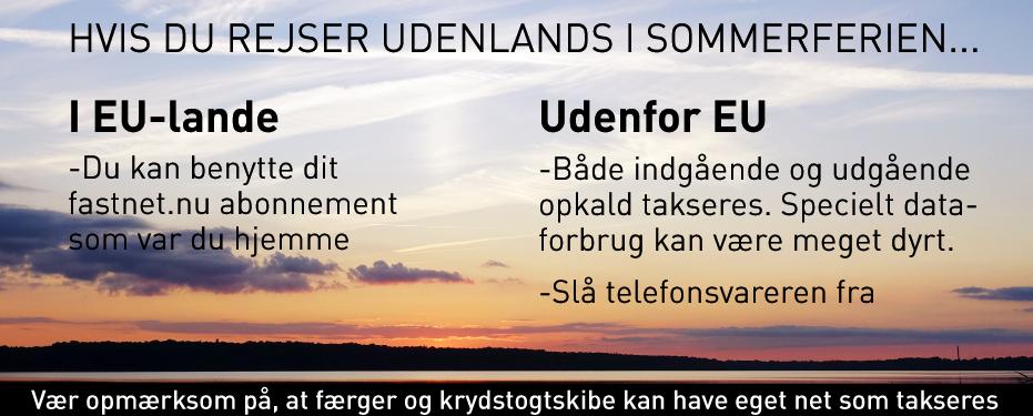 Fastnet.nu EU-roaming
