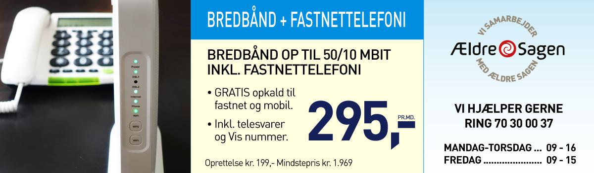 Fastnet.nu - Bredbåndstelefoni