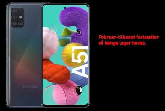 Fastnet.nu Samsung A51