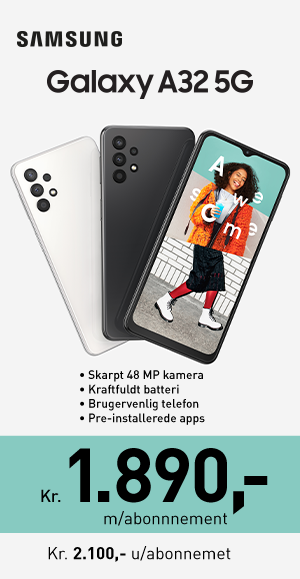 Fastnet.nu Galaxy A32