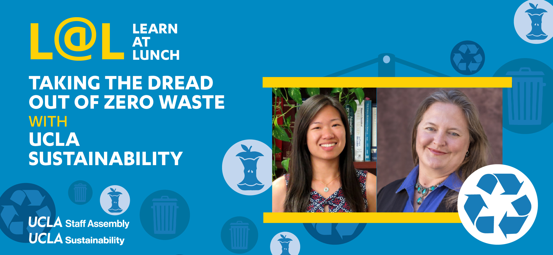 Taking the Dread out of Zero Waste with UCLA Sustainability