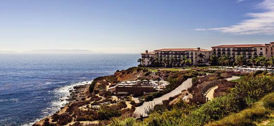 Terranea Resort View