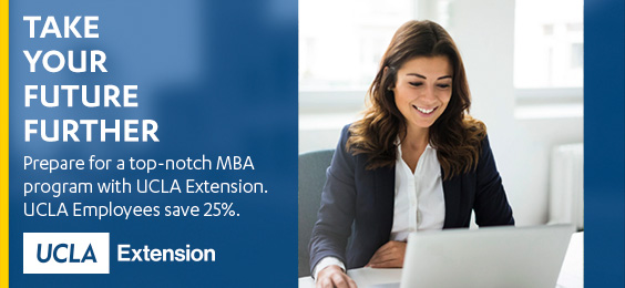 Take Your Future Further: Prepare for a top-notch MBA program with UCLA Extension