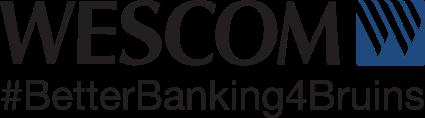 Wescom - #BetterBanking4Bruins
