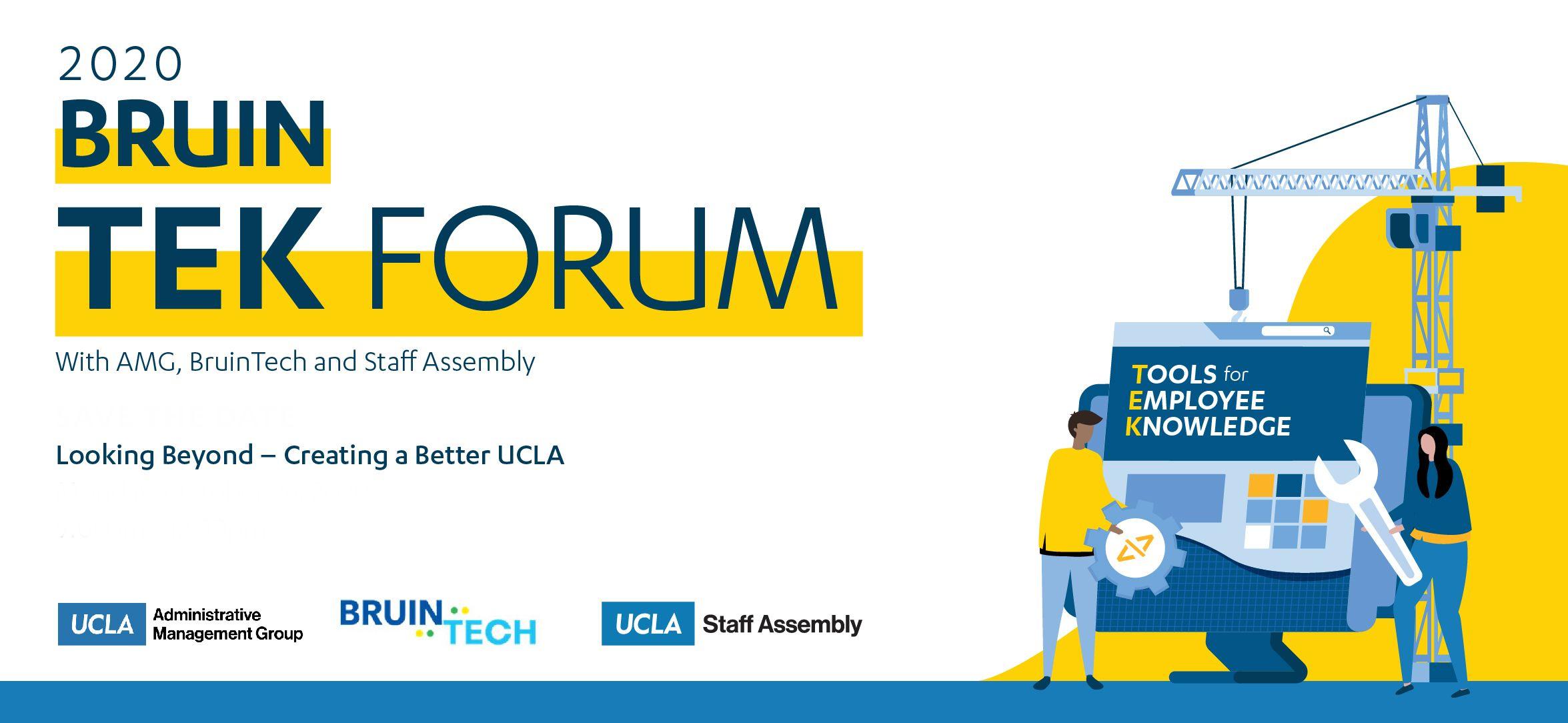 2020 Bruin TEK Forum