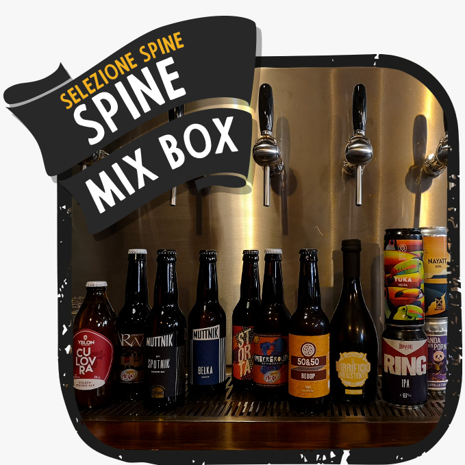 Spine Mix Box