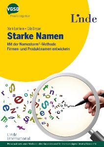"""""""Starke Namen"""" ist Band 2 der Praxis-Ratgeberreihe des VGSD"""