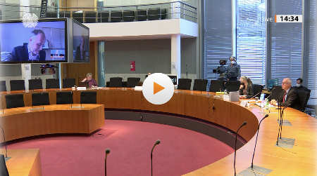 VGSD im Bundestag