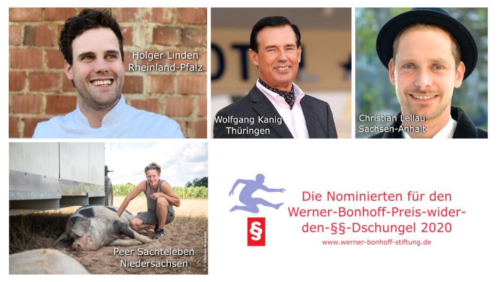 Bilder der Nominierten