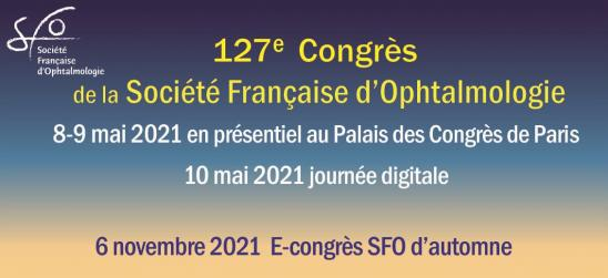 Affiche congrès SFO
