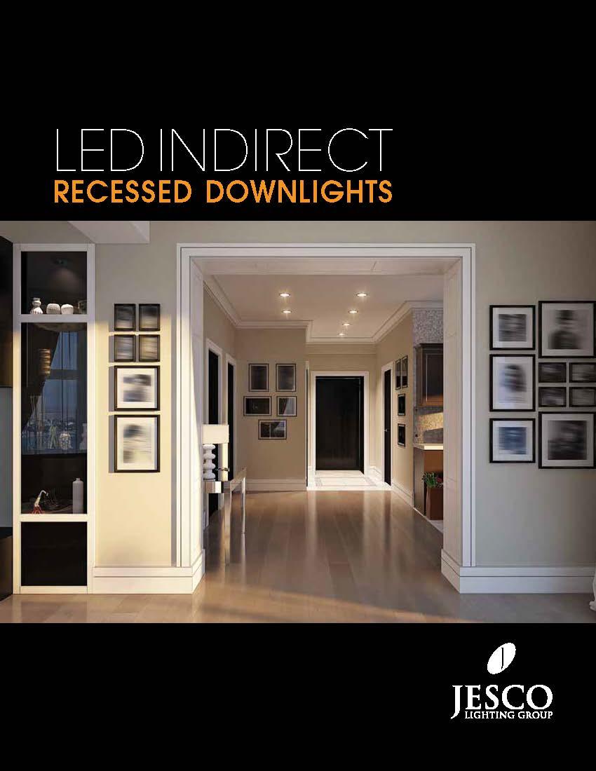 INDIRECT Recessed Catalog