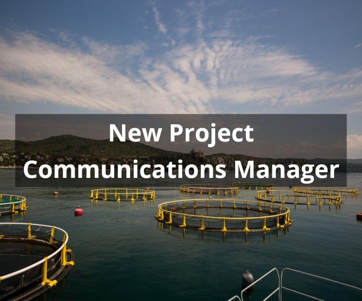 New Project Communications Manager - Martin Johnson AquaTT