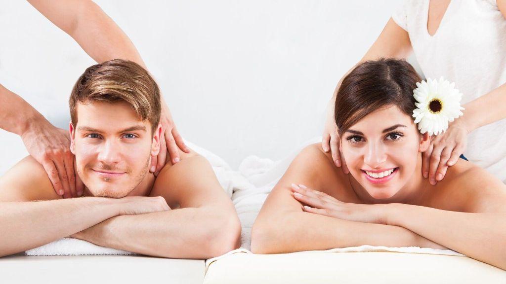 סדנת עיסוי פרטית לזוג