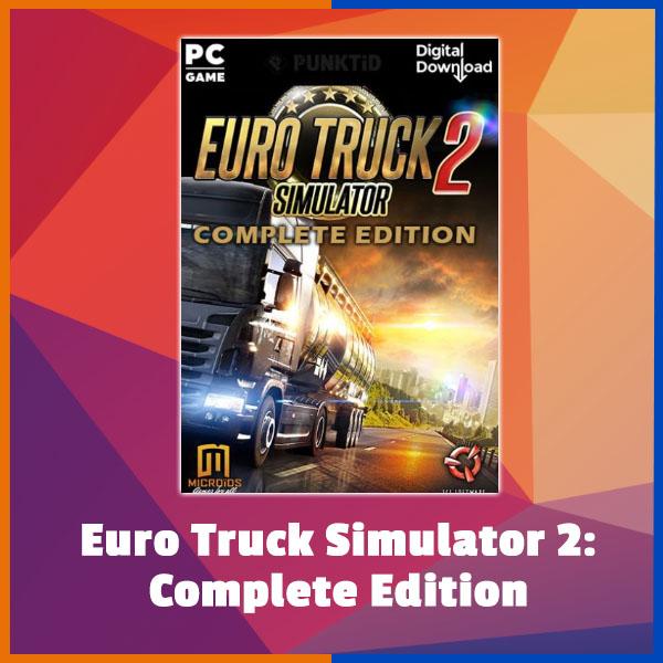 Euro Truck Simulator 2 - Complete Edition