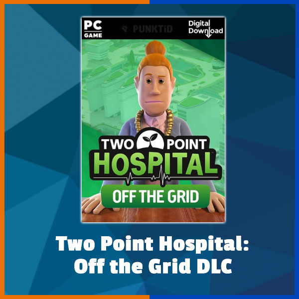 Two Point Hospital - Off The Grid DLC