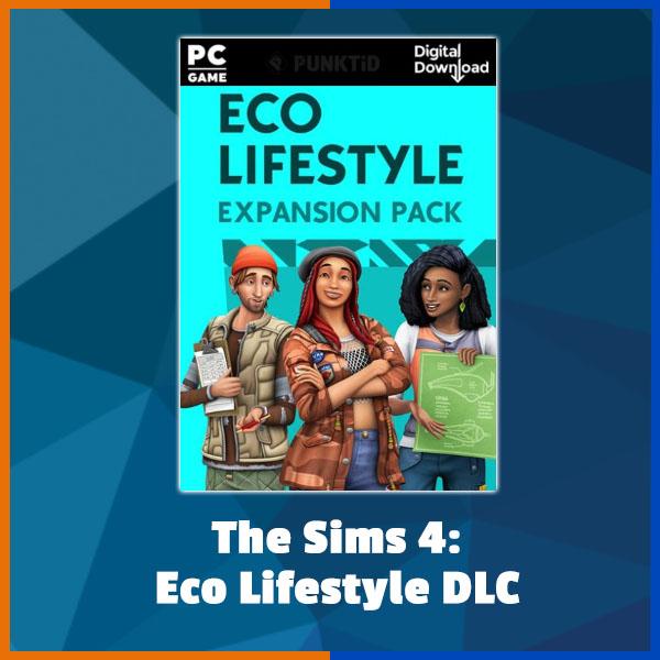 The Sims 4 - Eco Lifestyle DLC