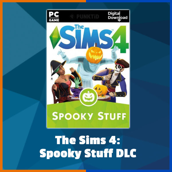 The Sims 4 - Spooky Stuff DLC