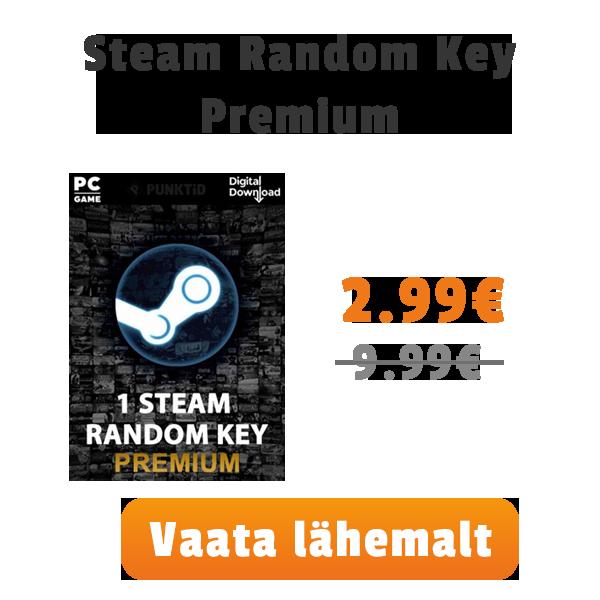 Steam Random mäng