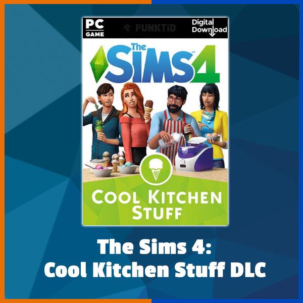 The Sims 4 - Cool Kitchen Stuff DLC