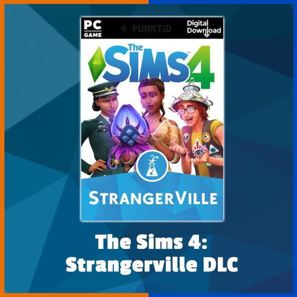 The Sims 4 - StrangerVille DLC
