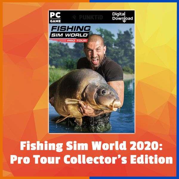 Fishing Sim World 2020 - Pro Tour Collector's Edition