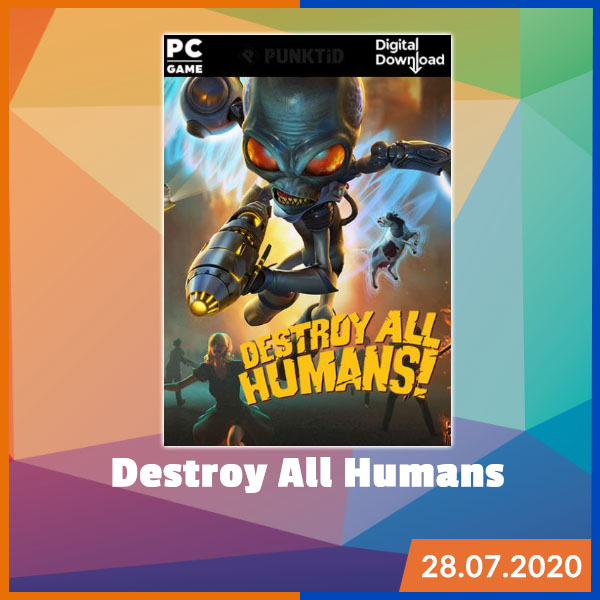 Destroy All Humans 2020