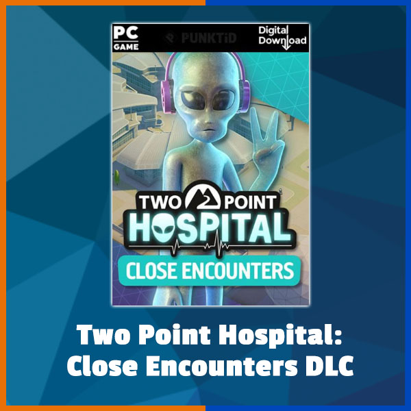 Two Point Hospital - Close Encounters DLC