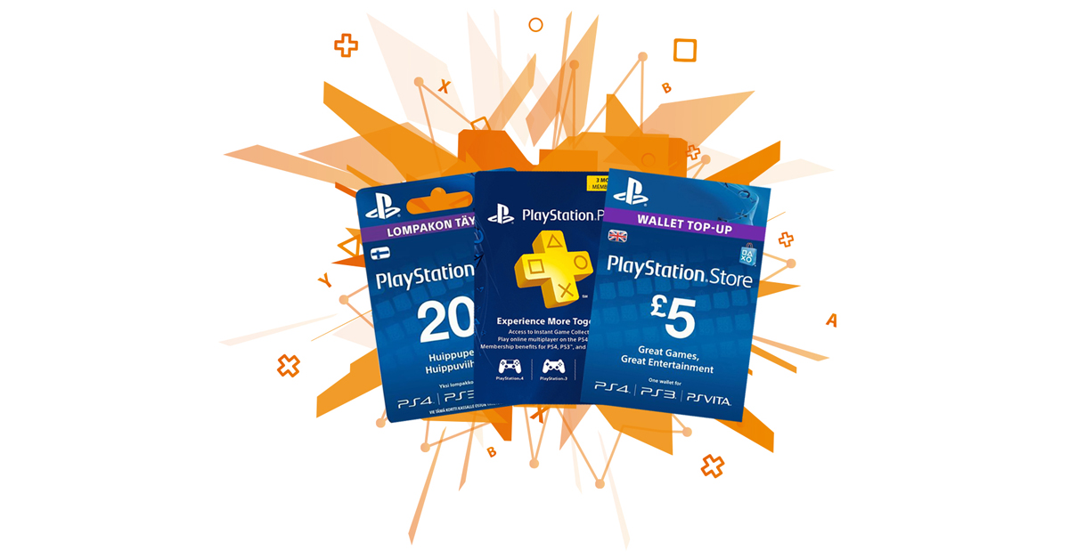 PlayStationi kaardid