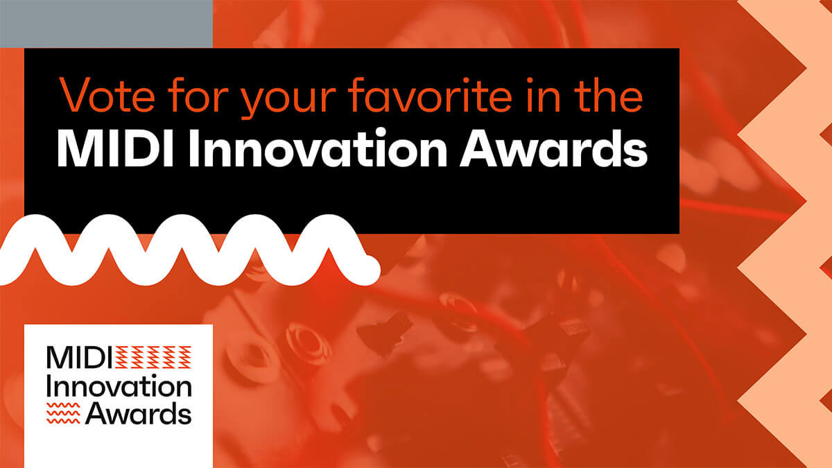 Vote MIDI Innovation Awards