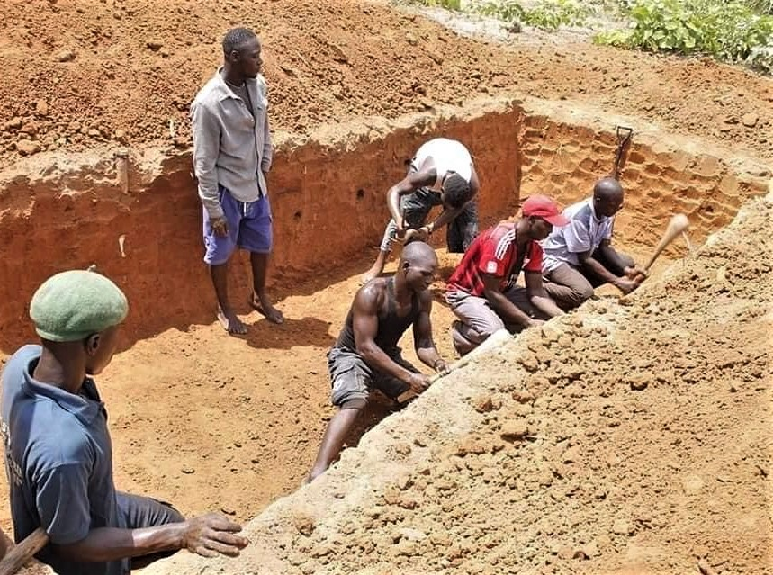 Mass grave dug for victims of Fulani attack on Gonan Rogo village, Kaduna state, Nigeria. (Morning Star News)
