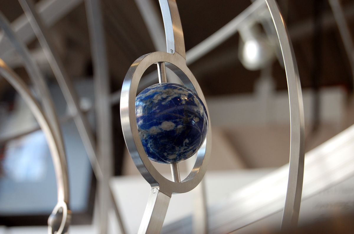 The Long Now Foundation's Orrery