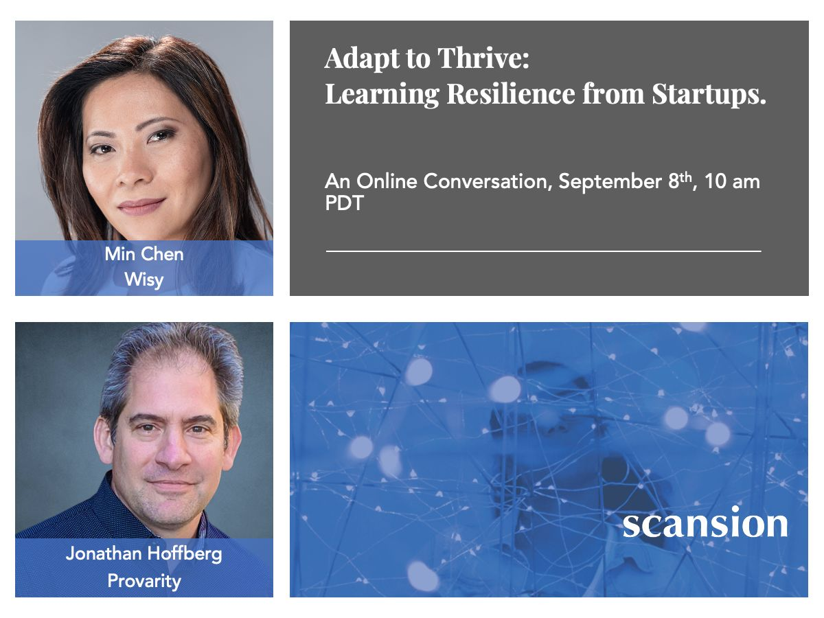 Adapt to Thrive: Learning Resilience from Startups