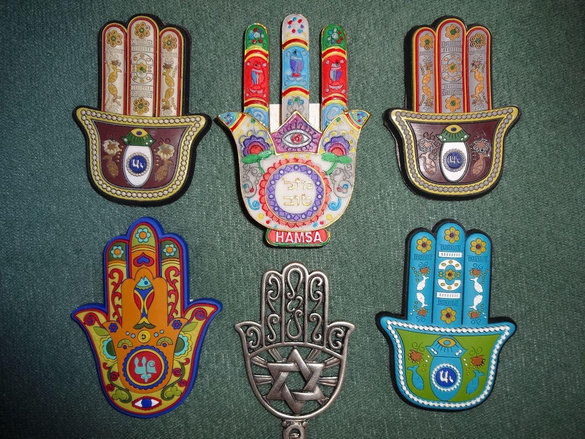 Khamsa talismans