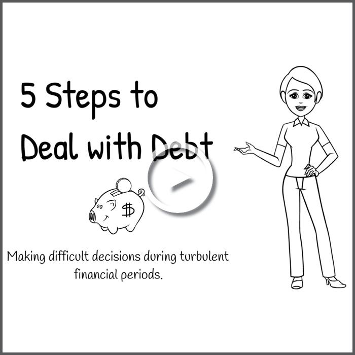 Make debt less stressful