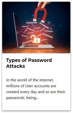 types-of-password-attacks
