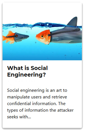 what-is-social-engineering