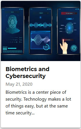 biometrics-and-cybersecurity