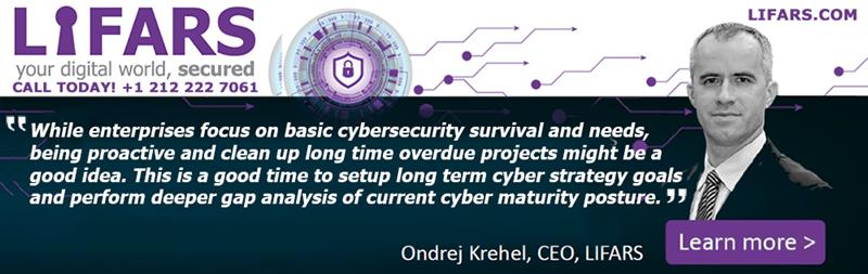 While enterprises focus on basic cybersecurity survival and needs, being proactive and clean up long time overdue projects might be good idea. This is a good time to setup long term cyber strategy goals and perform deeper gap analysis of current cyber maturity posture