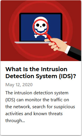 What Is the Intrusion Detection System (IDS)