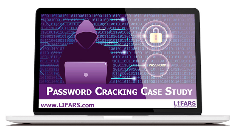 LIFARS Password Cracking Case Study