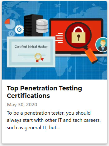 top-penetration-testing-certifications