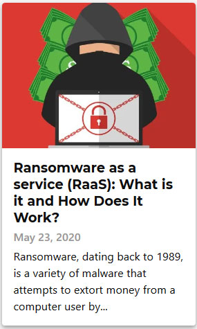 Ransomware as a service (RaaS): What is it and How Does It Work