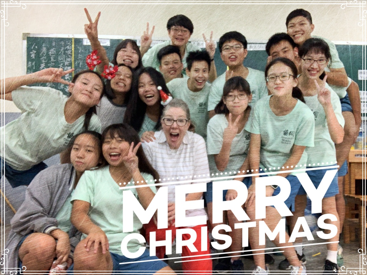Bilingual speech class students celebrate Christmas
