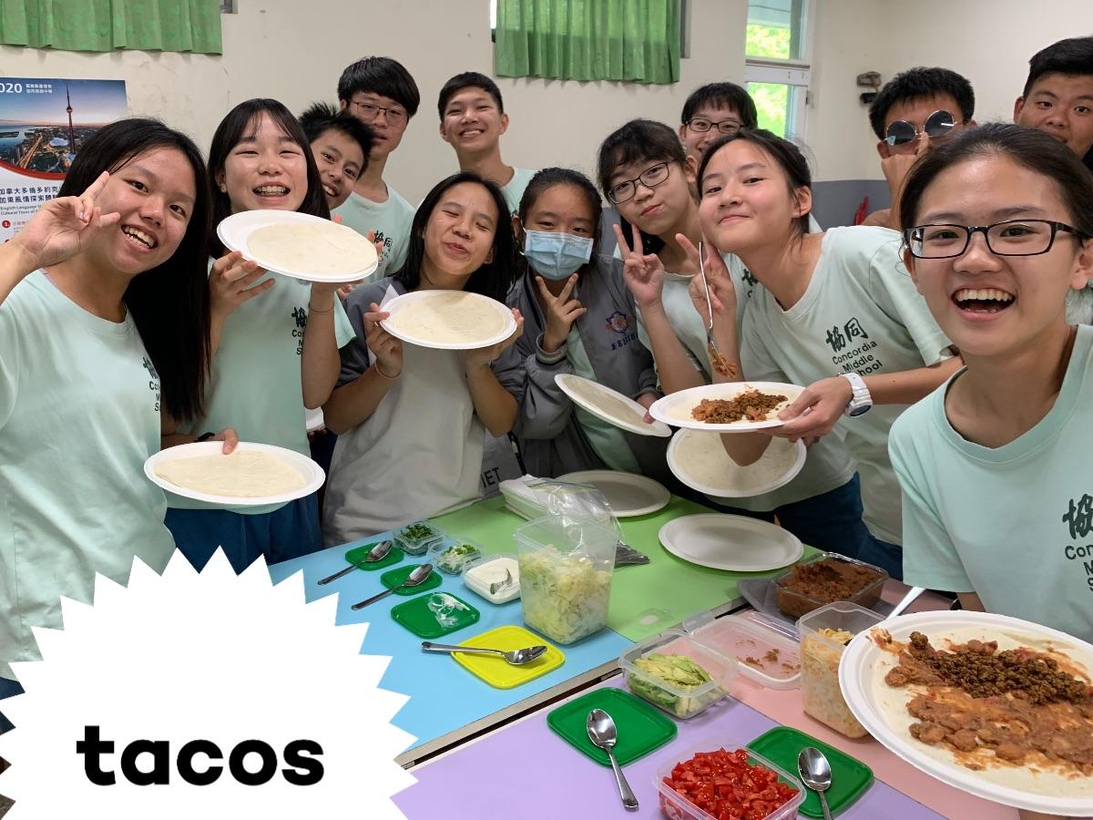 Let's eat tacos!